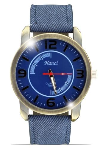 Dooka blue Nanci Men's Casual Analog Watch 9930 DO079AC47LQYPH_1