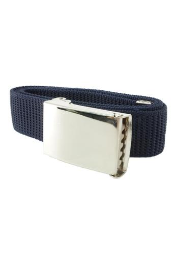Swan blue Swan Kids Primary Secondary Boy's Belt - Blue EC7DCKC1223060GS_1