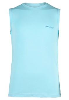 Blueberry Elan Muscle T-Shirt