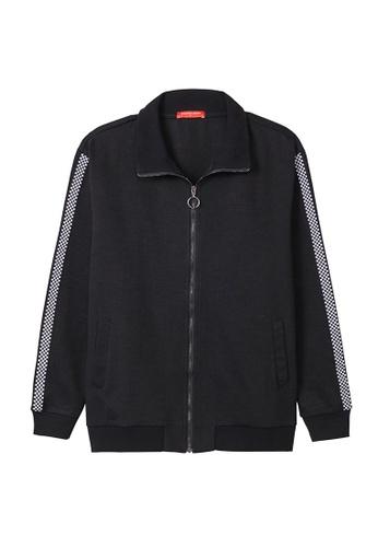 Cheetah black Cheetah Ladies Casual Jacket - CL-3630-C1 AF0C2AA1BE677DGS_1