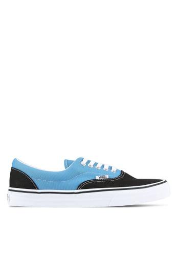 VANS blue Era Canvas Sneakers VA142SH0S6DIMY_1
