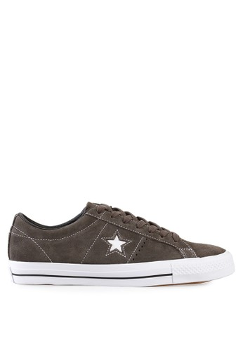 Converse brown One Star Skate CO302SH70HHHID_1