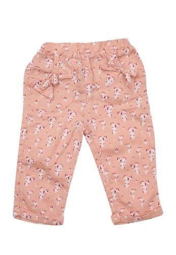 Gingersnaps pink Sunset Glow Pants Multicolor 0EB62KABABD5D4GS_1
