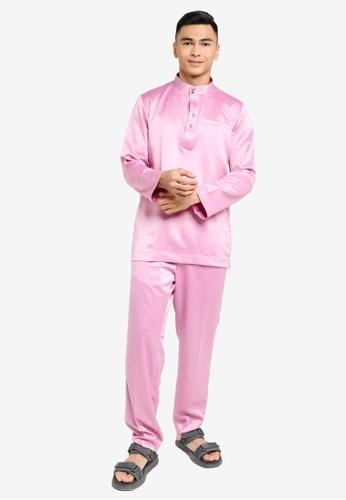 REALFANTASY pink BAJU MELAYU SHAH ISKANDAR E9694AA3DBE8EAGS_1