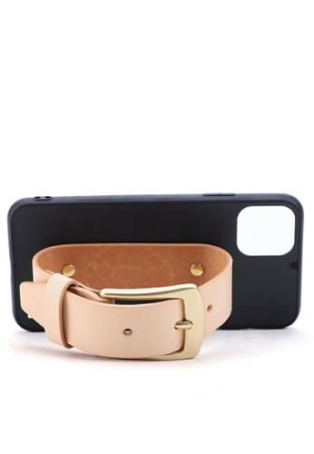 Twenty Eight Shoes Vintage Leather Belt iPhone Case QYE094 50848AC290A860GS_1