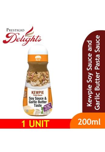 Prestigio Delights Kewpie Soy Sauce and Garlic Butter Pasta Sauce 310ml FA182ES66AD247GS_1