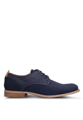 Call It Spring navy Eowan Lace Up Shoes D39F5SH83B99C8GS_1