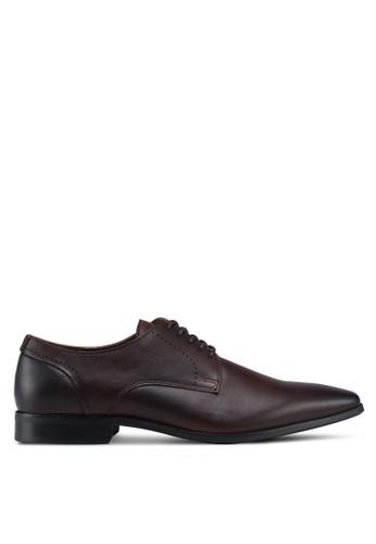 ALDO brown Proenia Dress Shoes D7241SHC488D08GS_1