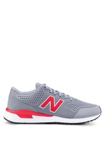 New Balance grey 005 Lifestyle Sneakers 325D6SHD2B9753GS_1