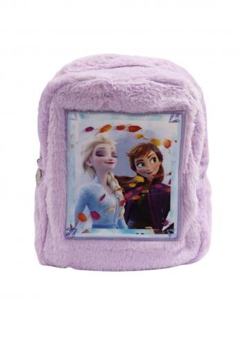 Disney purple Disney Frozen II Cute Backpack 85A1DKC7D886C1GS_1