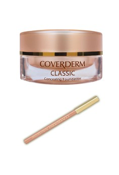 Coverderm Classic with FREE Coverderm Eyeliner