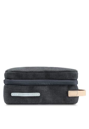 Rawrow grey Pack Case 301 Waxed Canvas Bag 940F6ACB31F49EGS_1