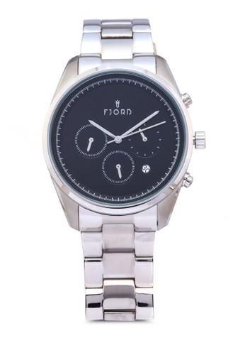 DAN 三錶盤不銹鋼腕錶esprit 中文, 錶類, 錶類