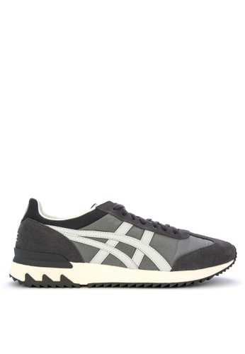 Onitsuka Tiger grey and multi California 78 EX Sneakers D7EFESH5CBB4B9GS_1