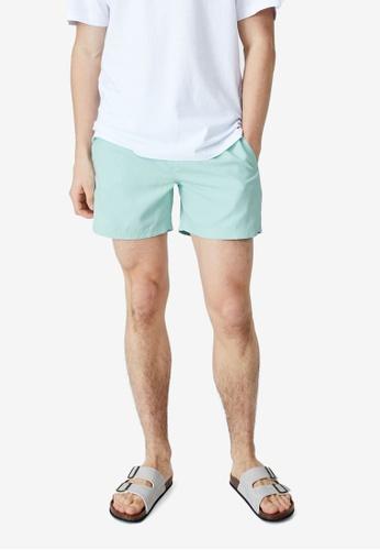 Cotton On blue Swim Shorts 811F4AAE985BC8GS_1