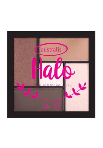 Australis multi Australis Halo Eyeshadow Palette - Idolise 38C7ABE63A95C5GS_1