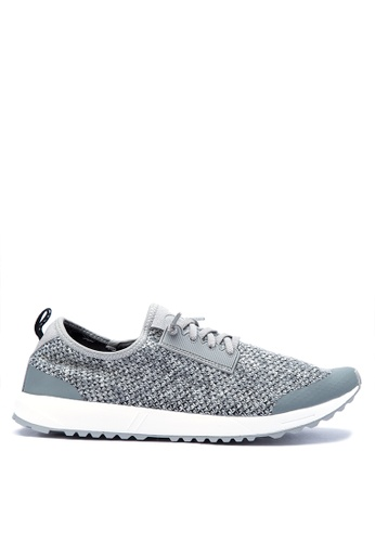 G&G grey Coolway Men's Sneakers GG012SH0K3M7PH_1