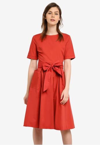 Megane brown Davaney Casual Dress ME617AA0S0VWMY_1
