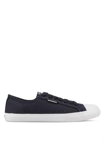 Superdry navy Low Pro Sneakers 5BAA6SH56C5C33GS_1