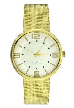 Women's Analog Stainless Steel Wrist Watch