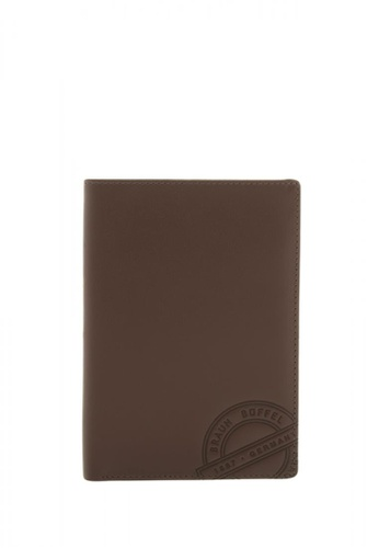Braun Buffel brown Reynolds F Passport Holder With Notes Compartment FC7C4ACBC8A489GS_1