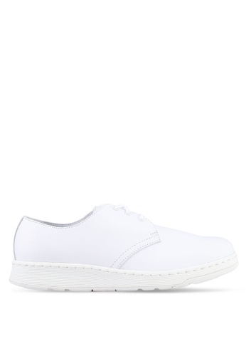Dr. Martens white Dm'S Lite Ath Leisure Cavendish 3 Eye Shoes DR086SH0SX6EMY_1