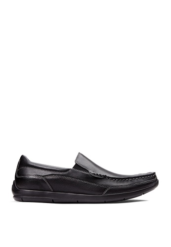 Vionic black Astor Preston Loafers 68528SHAAB1FA3GS_1
