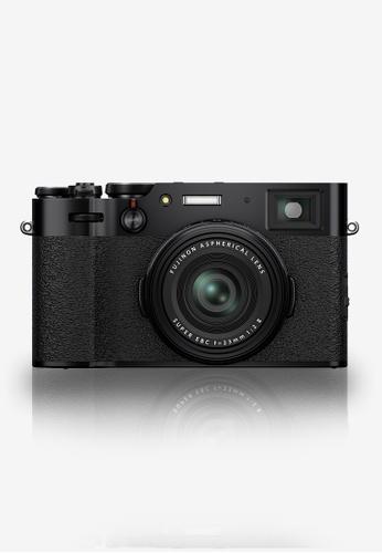 FUJIFILM black X-100V (Black) 878A5ESFAE21DFGS_1