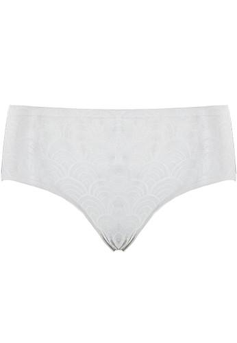 Cynthia white Fiber Panty Maxi Chic Motive-White CY646US87LLOID_1
