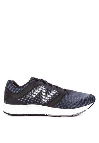 New Balance black 480 V6 Fitness Running Shoes 828ACSH467ECA5GS_1