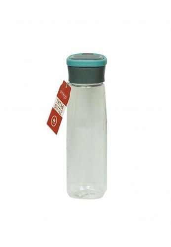 Omega Houseware blue Elle 550ml Blue Tritan Sports Water Bottle F9C90ACBF917DDGS_1