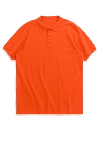 Twenty Eight Shoes Simple Casual POLO Shirt 1001S20 9AEC4AAE16A5ACGS_1