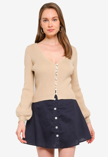 Buy Charlie Holiday Tula Cardigan Zalora Hk Super soft material for a cozy fit and feel. zalora hk