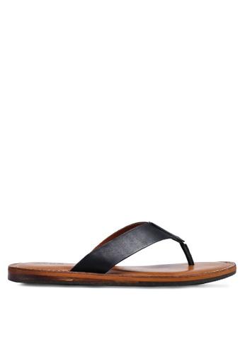 ALDO black Legoadia Sandals 170ECSH355F8D0GS_1