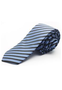 Men's Slim Stripe Necktie