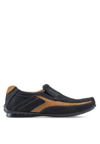 Louis Cuppers black Classic Loafers LO977SH47ZKYMY_1