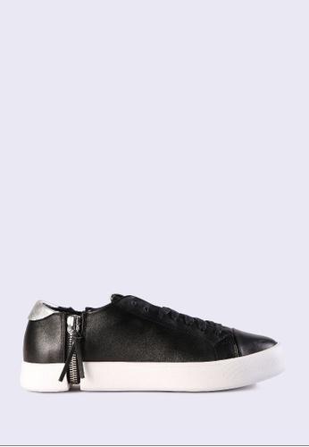 Diesel black S-Nentish Lc W Sneakers 99216SHC59F8FCGS_1