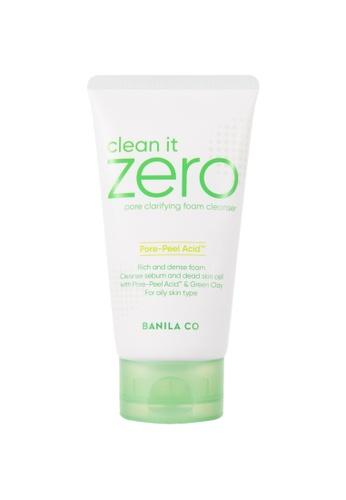 Banila Co. Clean It Zero Foam Cleanser Pore Clarifying A9386BE68D6857GS_1