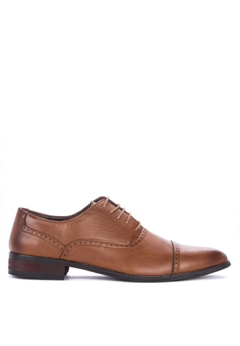 Preview brown Zoilo Formal Shoes 333C8SHA45C2C9GS_1