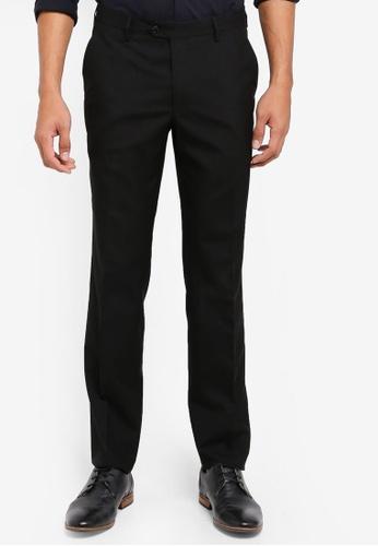 OVS black Colleague Trousers 8A86EAA01C908BGS_1