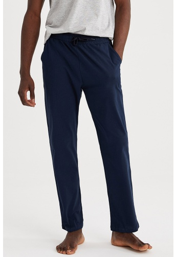 DeFacto grey Man 2-pieces Homewear Set FEC0AAAFD3541BGS_1