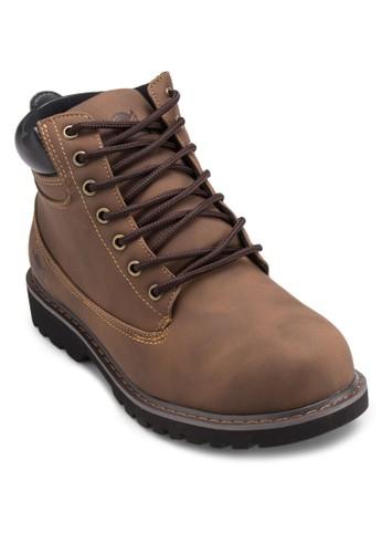 Rocklander esprit分店繫帶短靴, 鞋, 鞋