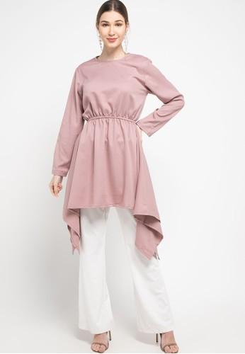 HAZELNUT pink Nancy Tunic 7B8E1AA510A011GS_1