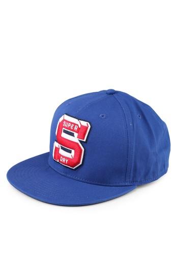 Superdry blue SUPER KINGSTON CAP 6BEC7ACA5E6291GS_1