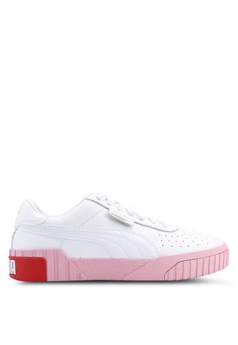 dd9cff1cac PUMA white Sportstyle Prime Cali Women s Sneakers 47B30SH747BC8AGS 1