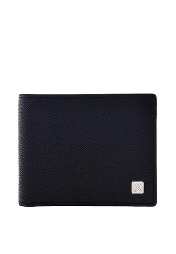 Louis Quatorze black Leather Wallet LO321AC68LOTSG_1
