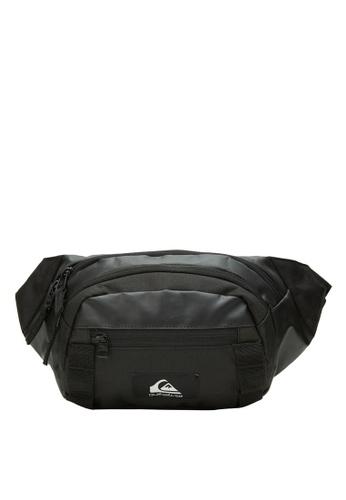 Quiksilver black Lone Walker Bum Bag 6E04FAC5B9332DGS_1
