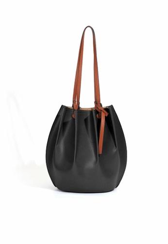 Twenty Eight Shoes Leather Commuter Bucket Bags DL2127 AC226AC22F9E34GS_1