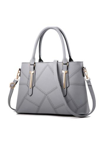 TCWK grey TCWK Korea Style Women Handbag C81A4ACF7240D7GS 1 129714c3445de