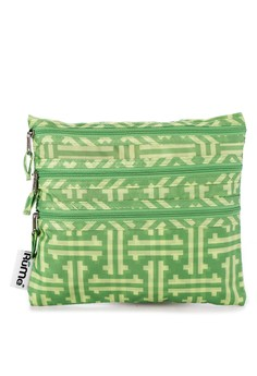 Baggie-All Everyday Pouch Spring Greenwich